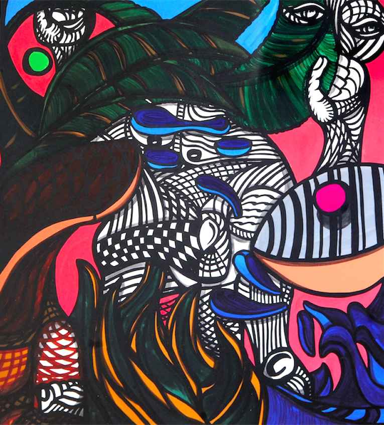 Sunset Poseidon by Mr Dipo Doherty - Masterpiece Online