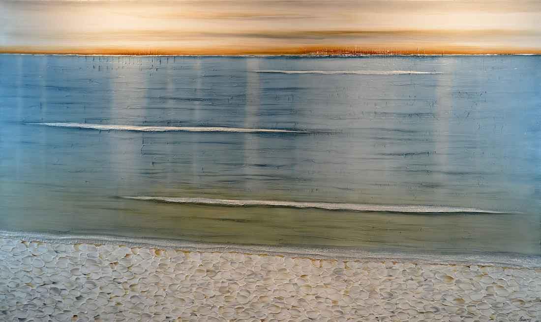 Silent Shores by Mr Stephen Gillberry - Masterpiece Online