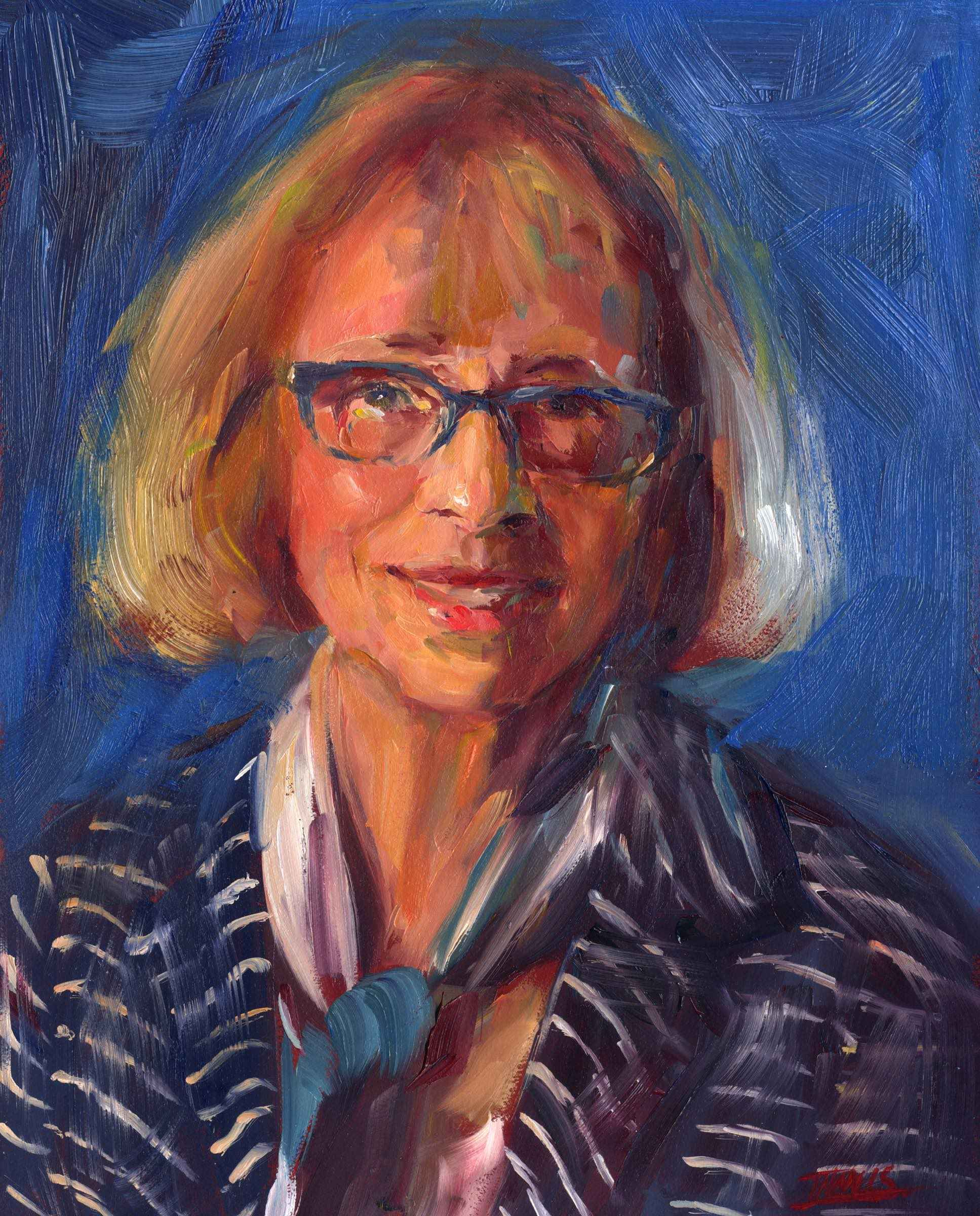 Louise by  Pam Ingalls - Masterpiece Online