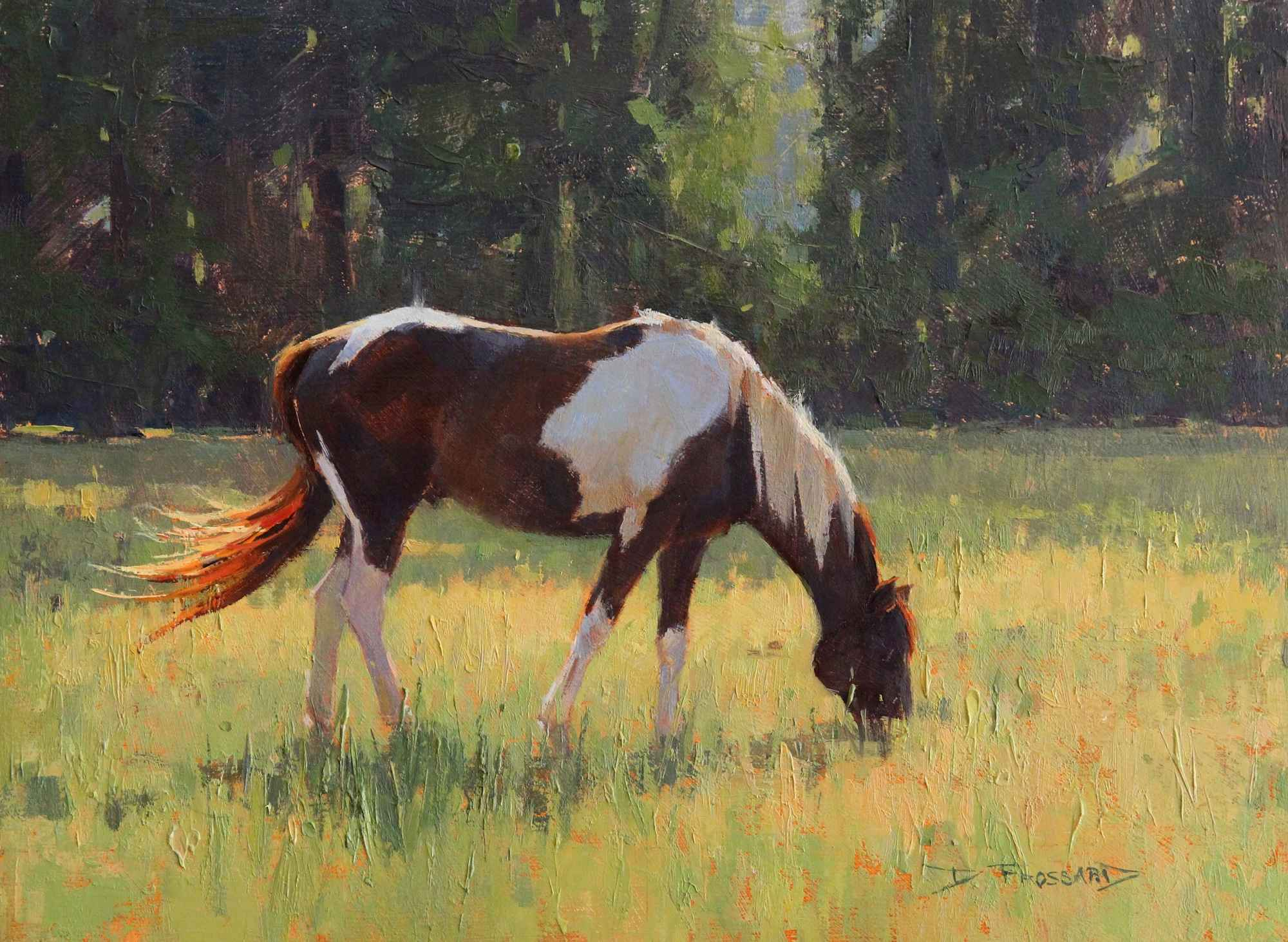 Afternoon Solace by  Diane Frossard - Masterpiece Online