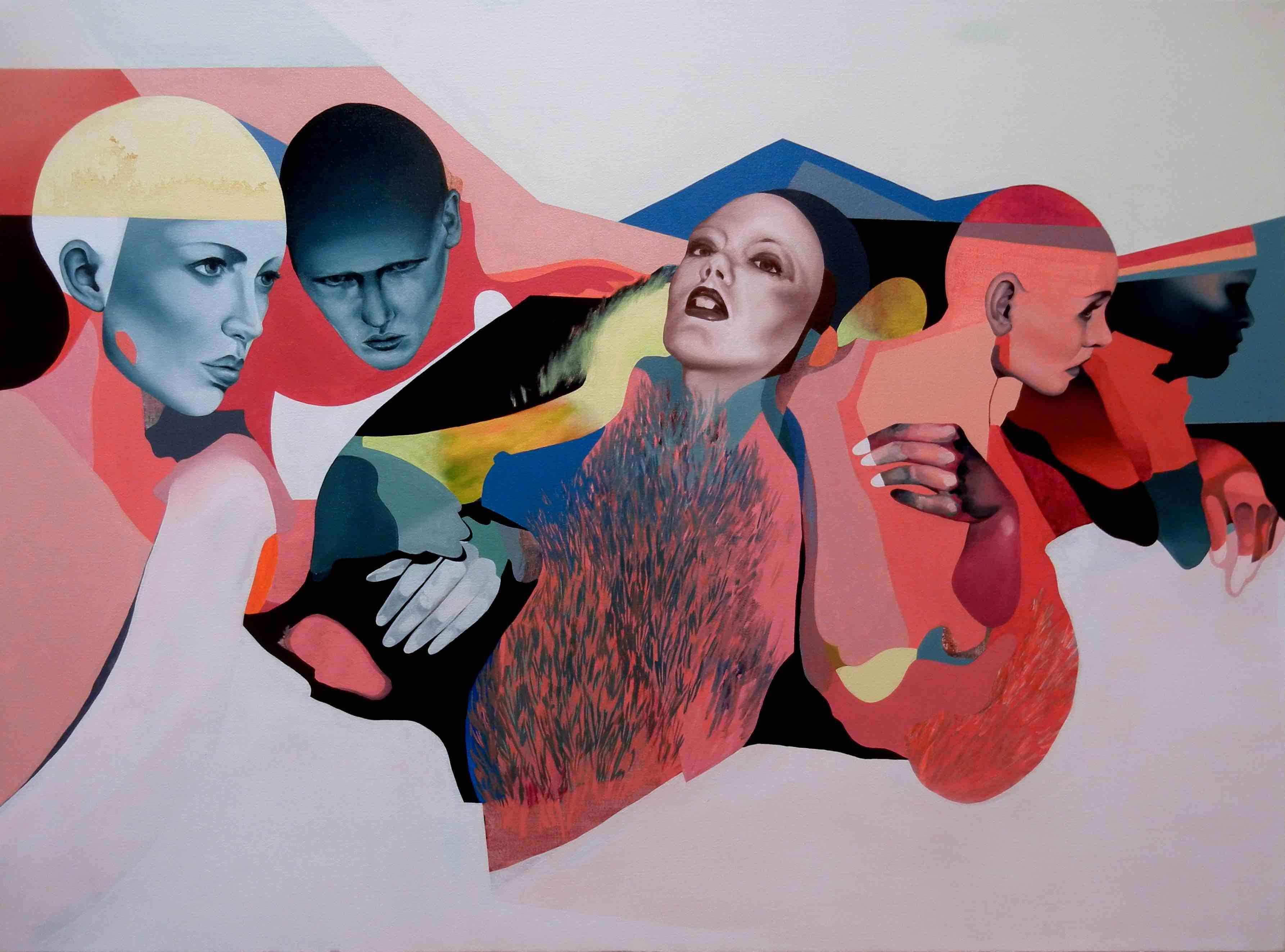 Sounds of Sirens by  Beata Chrzanowska - Masterpiece Online