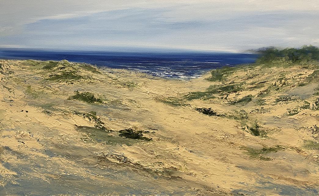 Toward the Crest by  Steve Lyons - Masterpiece Online