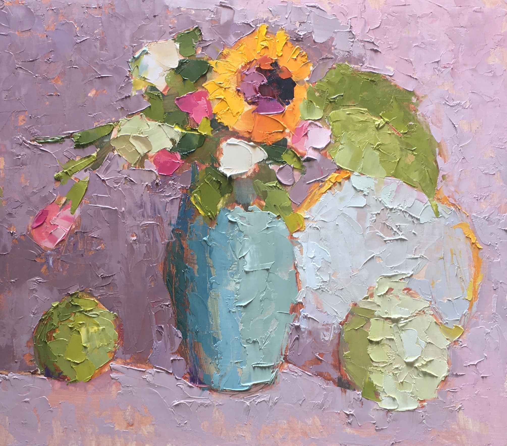 Summer Bliss by  Carol Maguire - Masterpiece Online