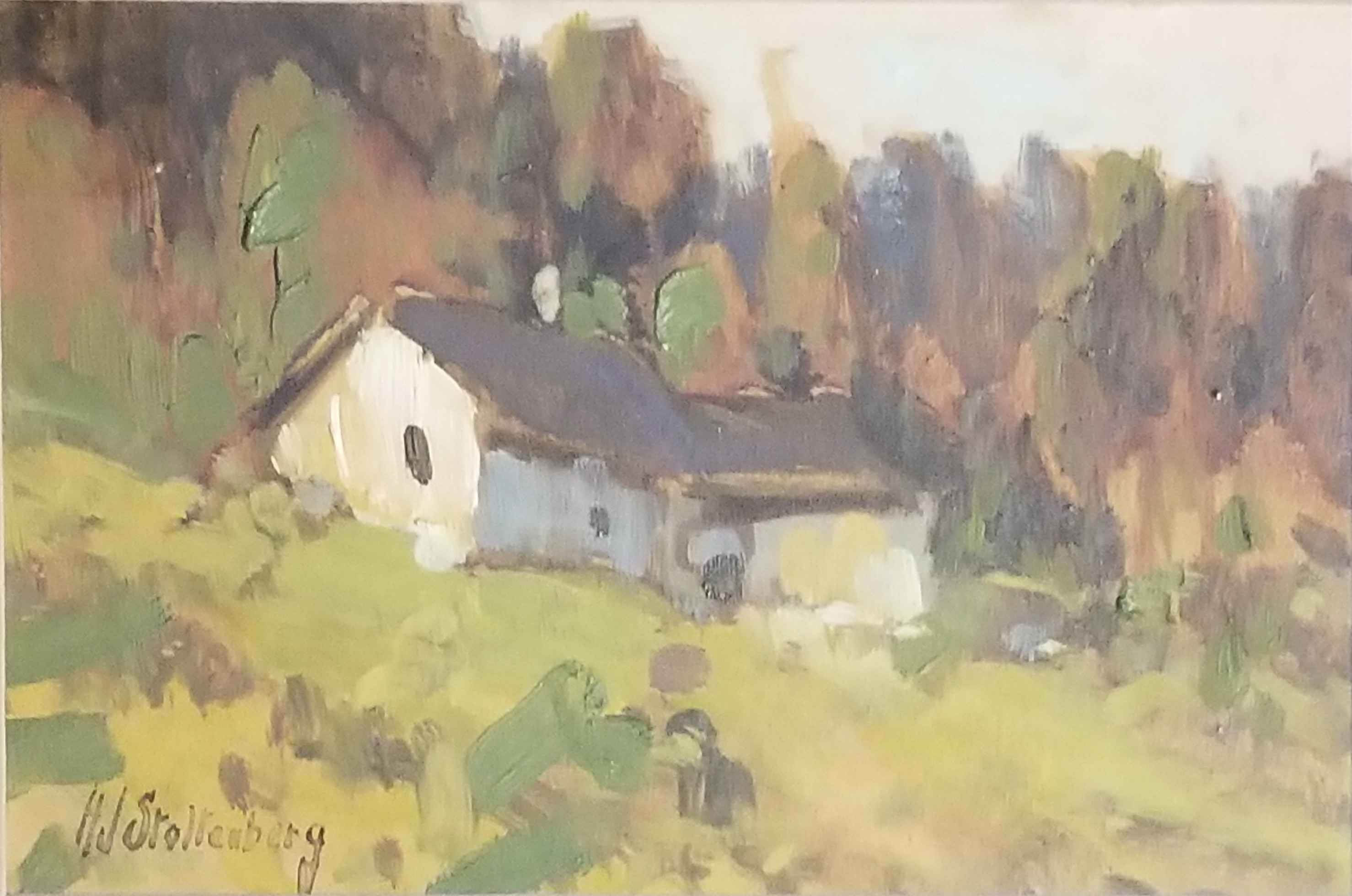 Untitled (House in Wo... by Mr. Hans Stoltenberg - Masterpiece Online