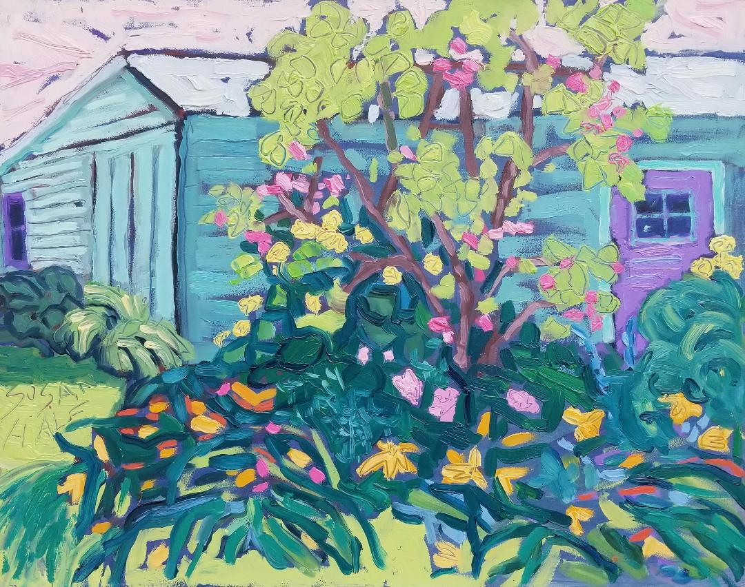 Purple Door Garden