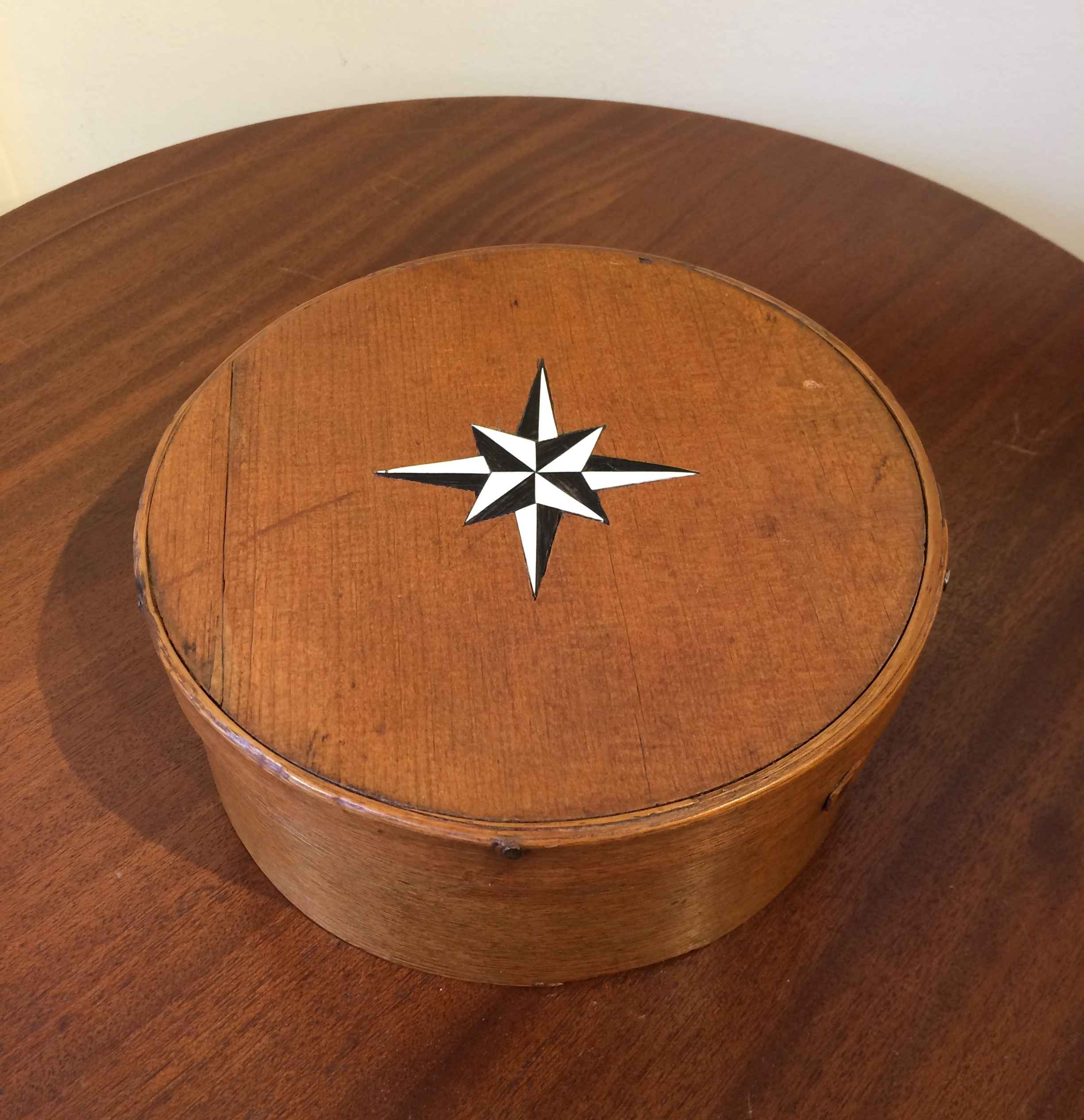 Antique Box with Ebon... by  Jim Vaccarino - Masterpiece Online