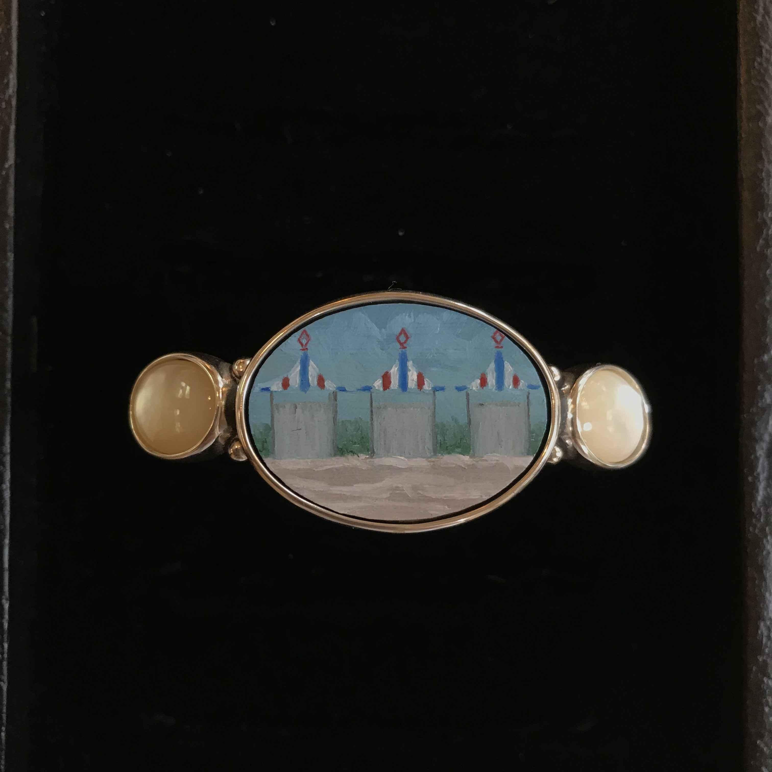 #292 Cuff Bracelet - ... by  Nell Mercier - Masterpiece Online