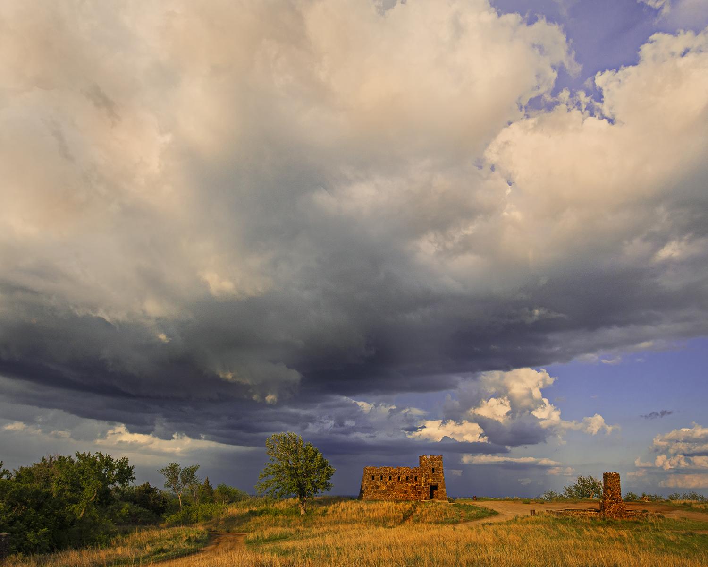 Castle at Coronado by  George Jerkovich - Masterpiece Online