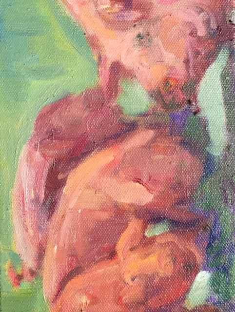 Piggies by  Laura Jemison - Masterpiece Online