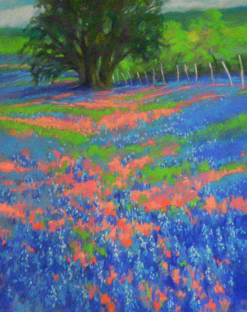 Walking to the Picnic... by Ms Kathleen Cook - Masterpiece Online