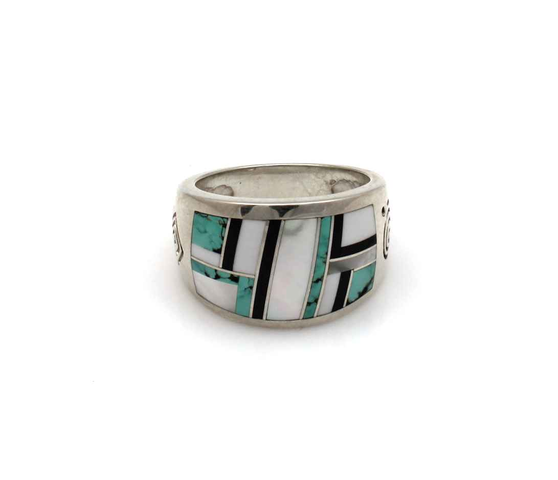Wide Band Ring by  Ray Tracey - Masterpiece Online