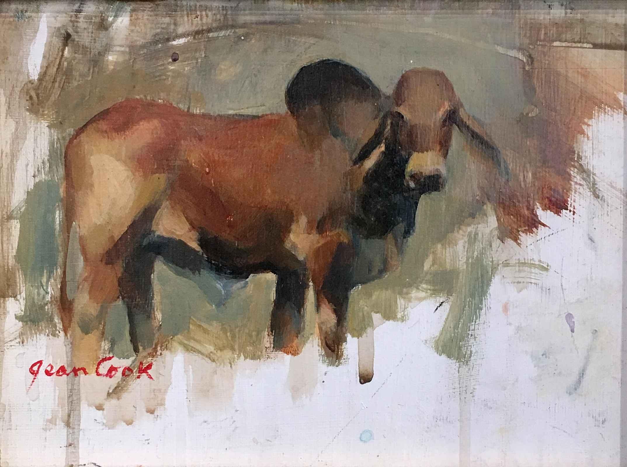 AKA Zebu by  Jean Cook - Masterpiece Online