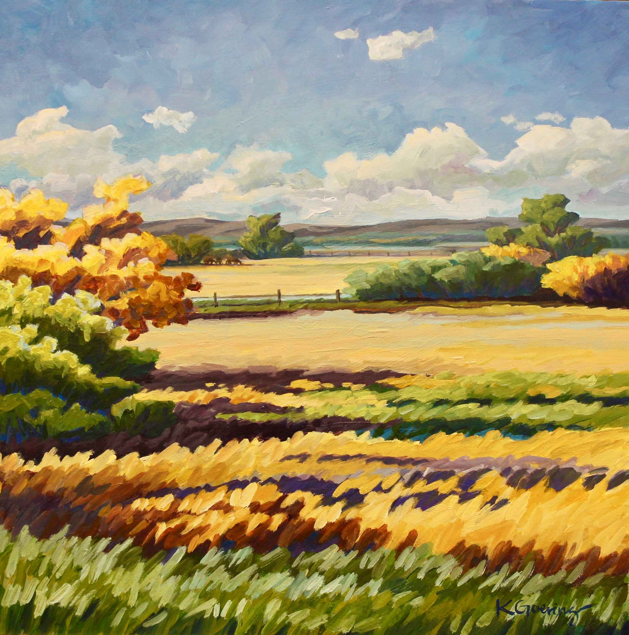 September Afternoon, ... by  Kristin Goering - Masterpiece Online