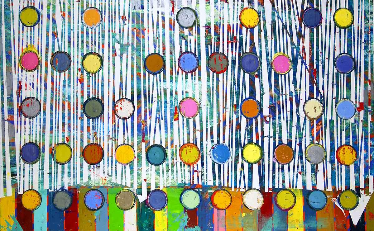 Fibonacci 419 by Ms. Jylian Gustlin - Masterpiece Online