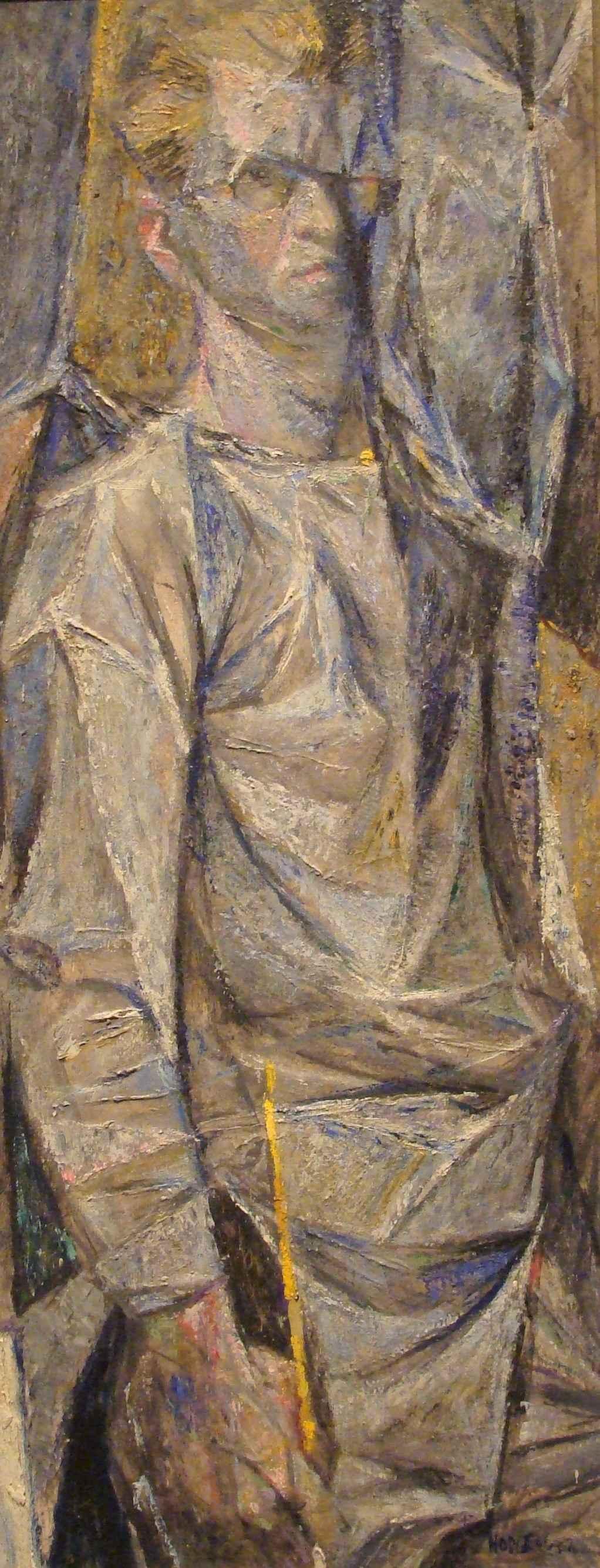 Self Portrait by Mr. Robert Hodgell - Masterpiece Online