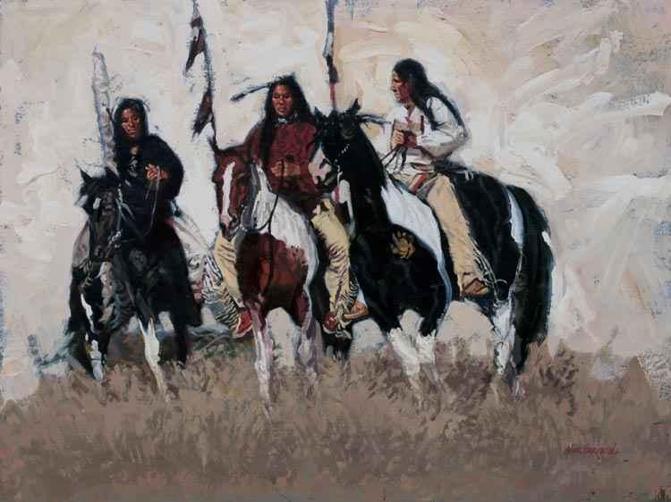 SOLD- Prairie Light by  Glen Edwards - Masterpiece Online