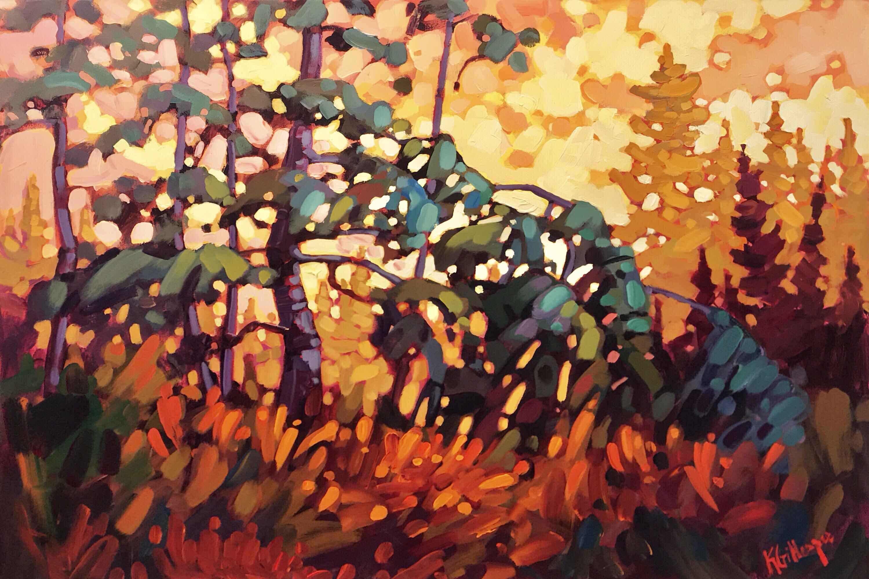 Evening Sentinel by  Ken Gillespie - Masterpiece Online