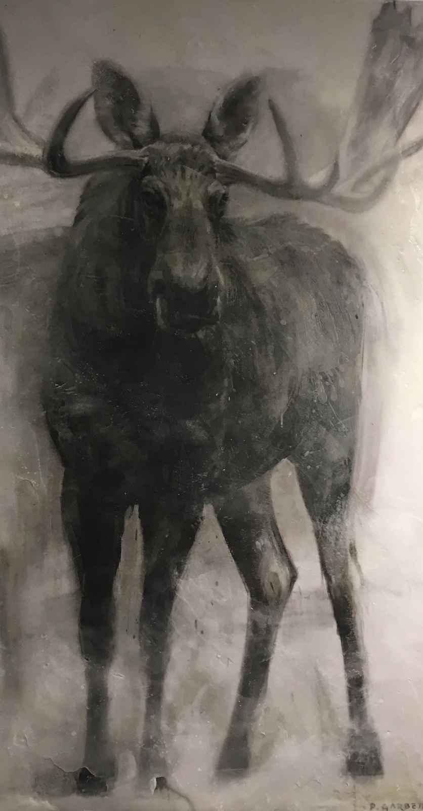 Moose Limited Edition by  Paul Garbett - Masterpiece Online