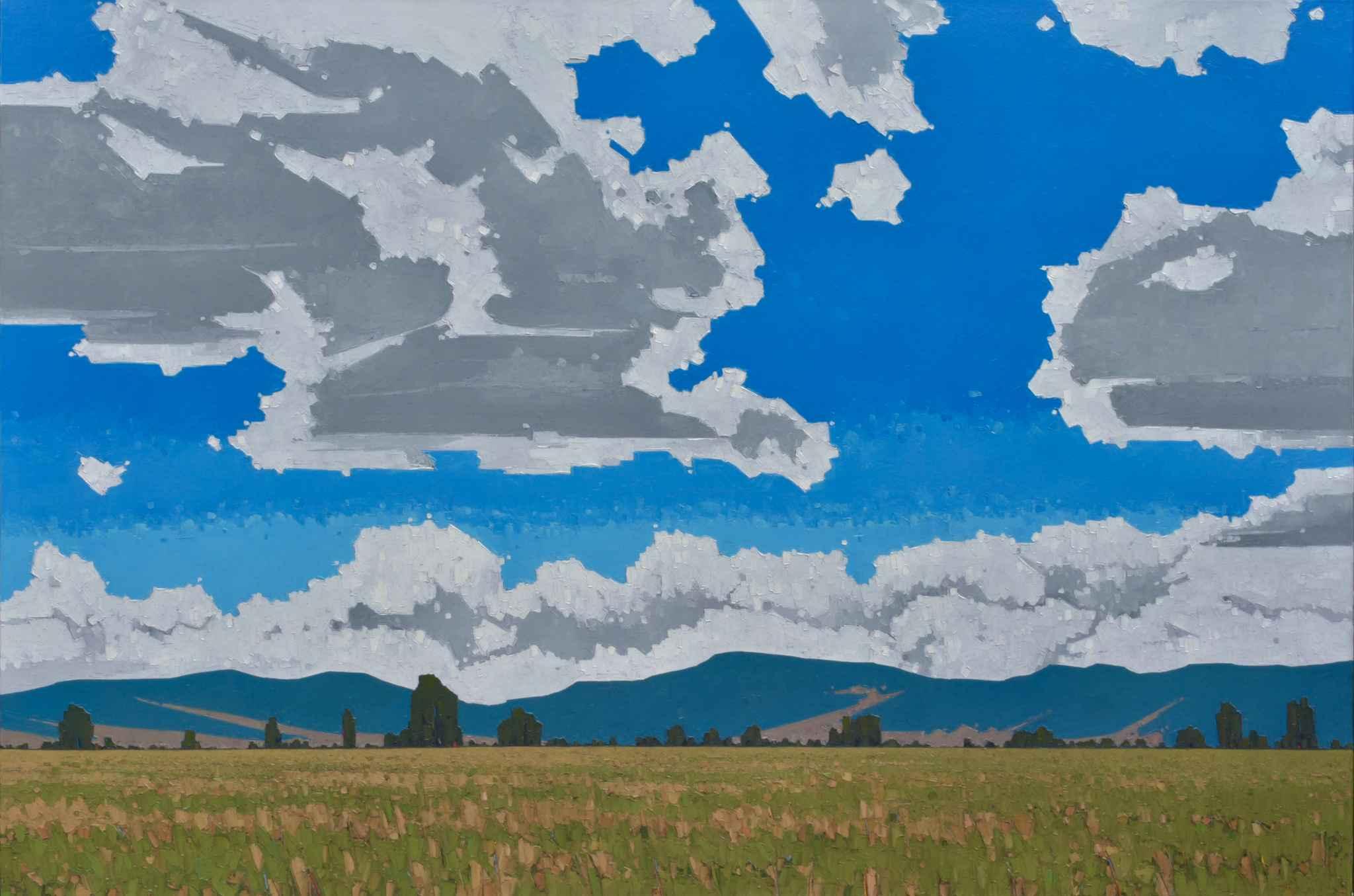 Floating Castles by  Jeffery Pugh - Masterpiece Online