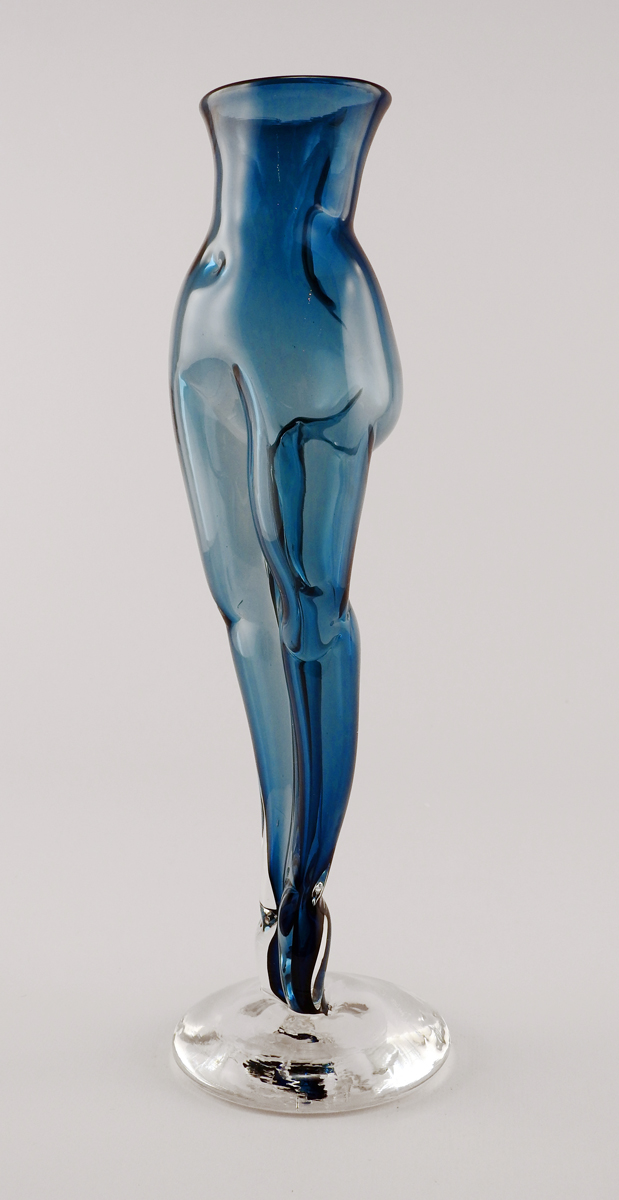 Goblet/Small Teal Tor... by  Charlotte Roth - Masterpiece Online