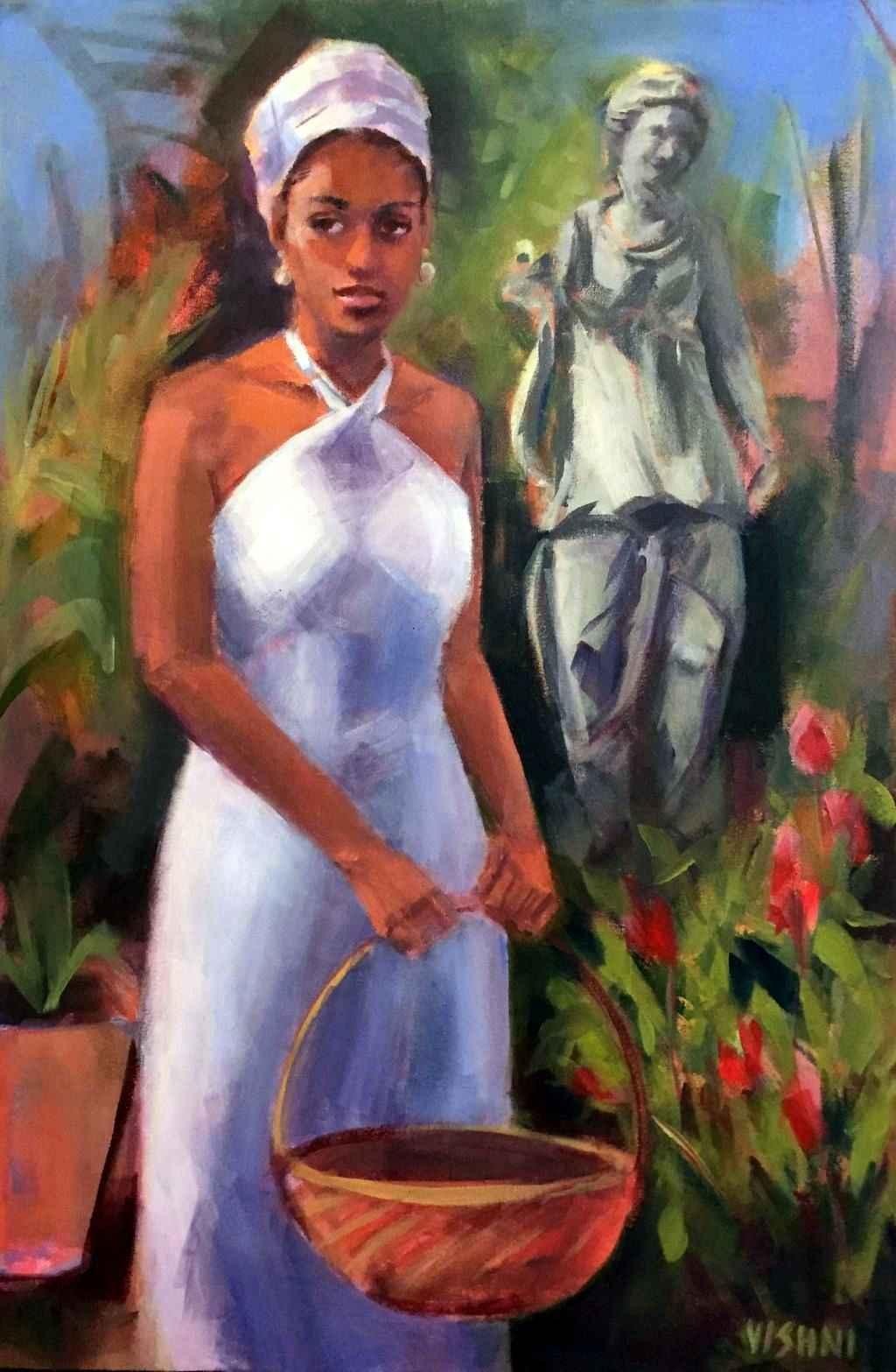 Garden Party by Mrs. Vishni Gopwani - Masterpiece Online