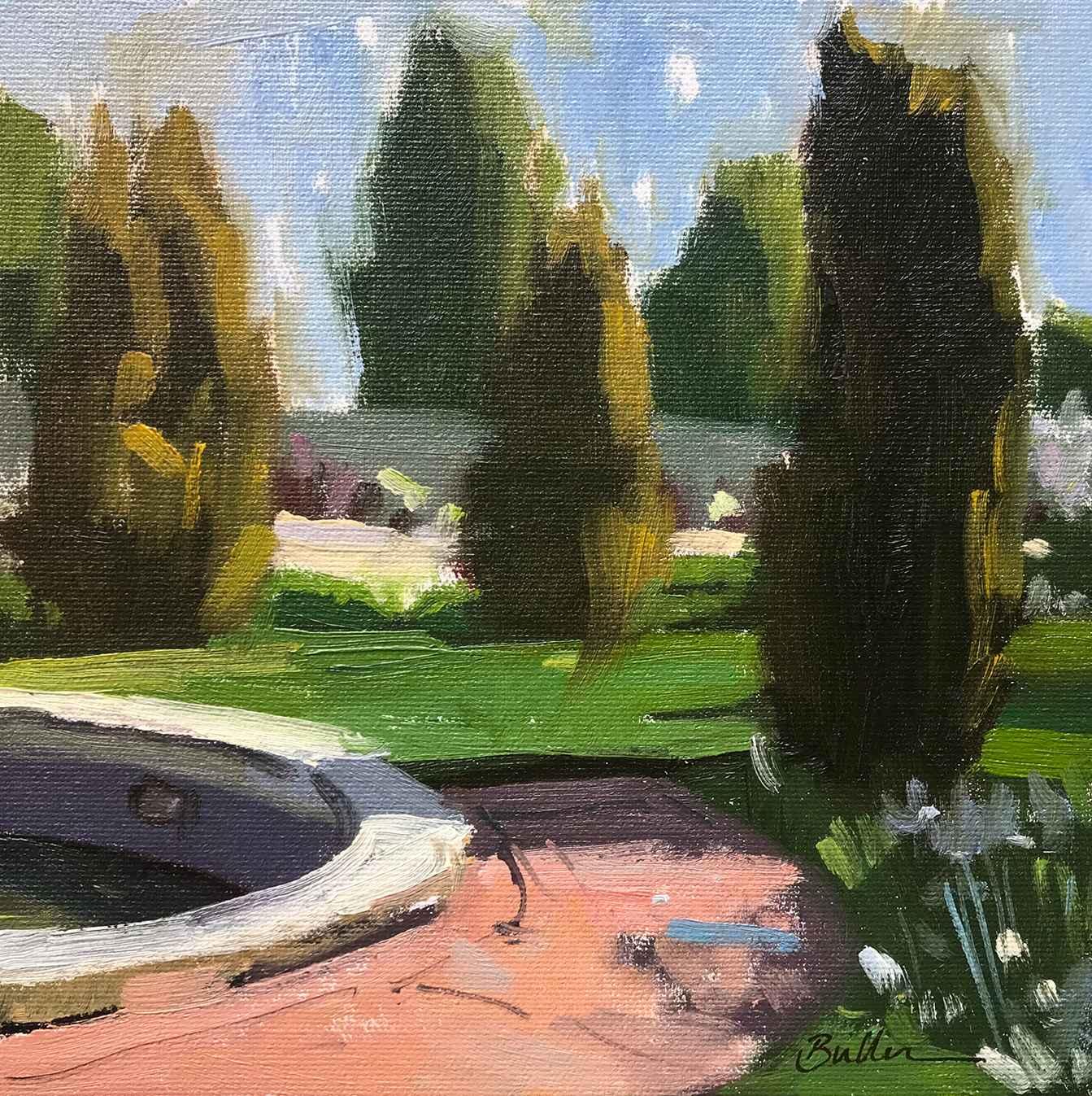Denver Botanic Gardens  by  Samantha Buller