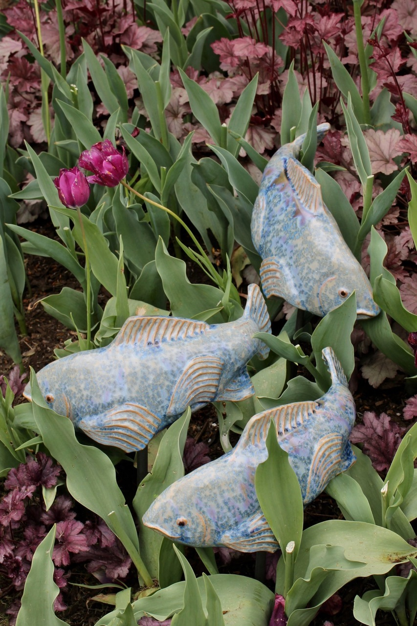 Blue Crystal Trout, Medium