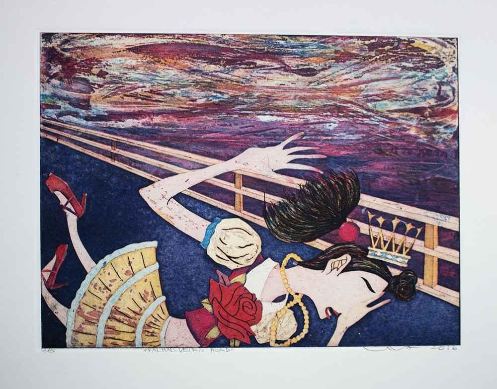 YUHI055 VALHALLVEIEN ... by  Yuji Hiratsuka - Masterpiece Online