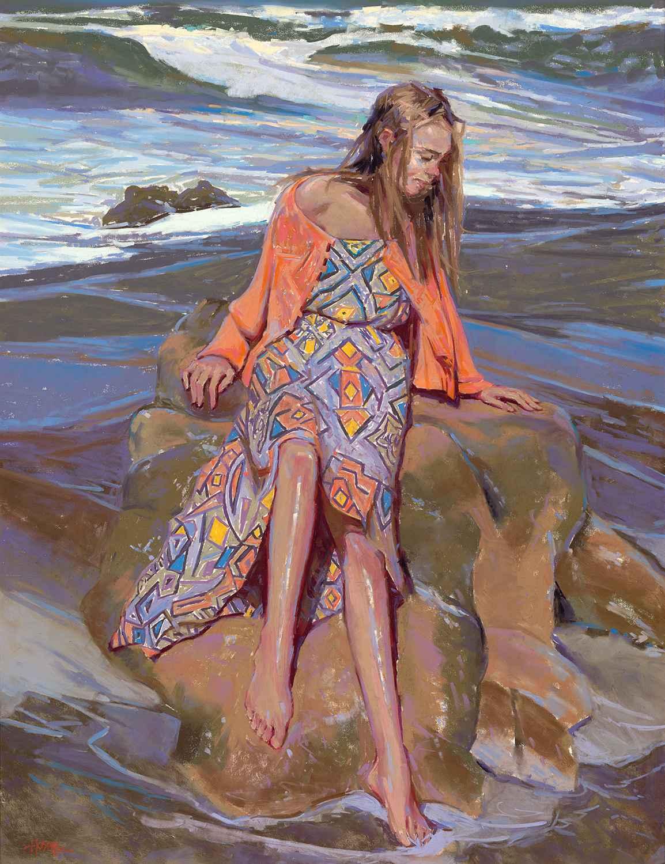 Jenevieve by  W. Truman Hosner - Masterpiece Online