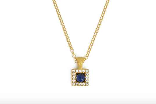 Abinia Lapis Necklace by  Bernd Wolf - Masterpiece Online