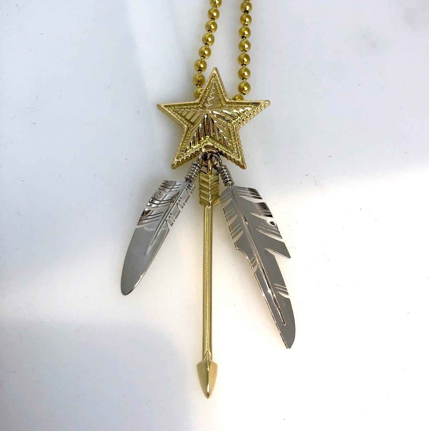 Two Tone Gold Star Tw... by  Ray Tracey Cody Sanderson - Masterpiece Online