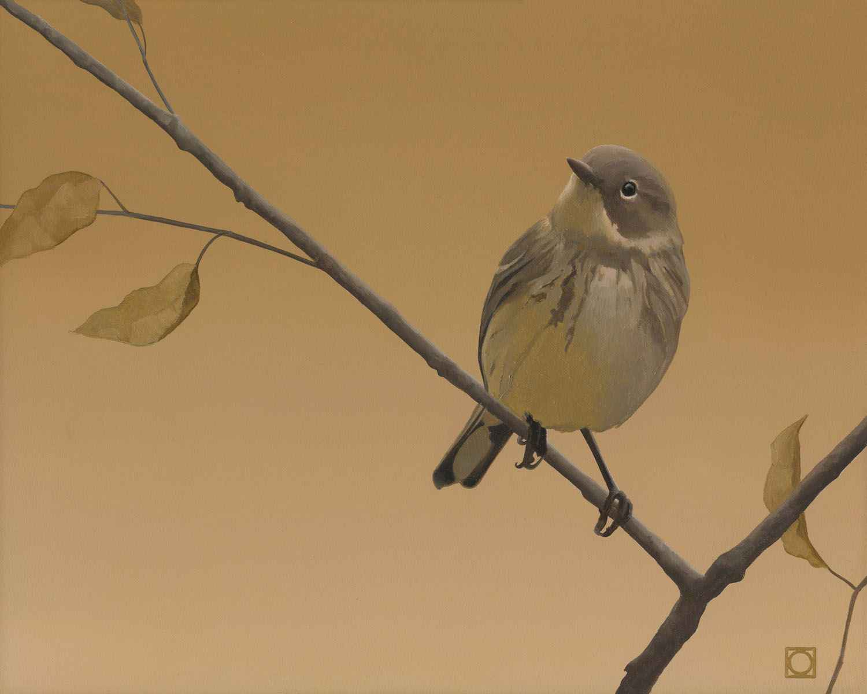 Warbler by  Benjamin M Johnson - Masterpiece Online