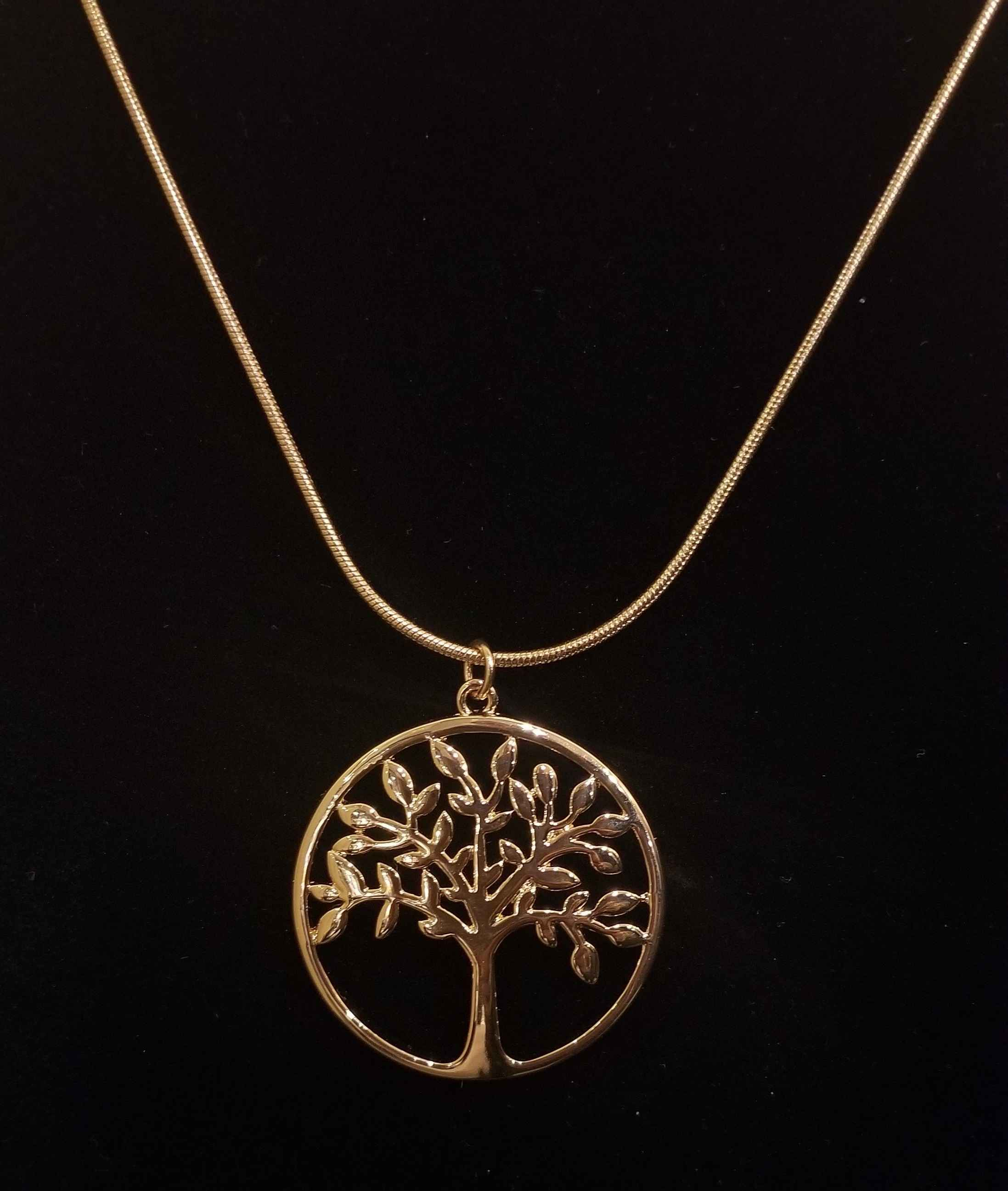 Necklace - Tree of Li... by  Gallery Pieces - Masterpiece Online