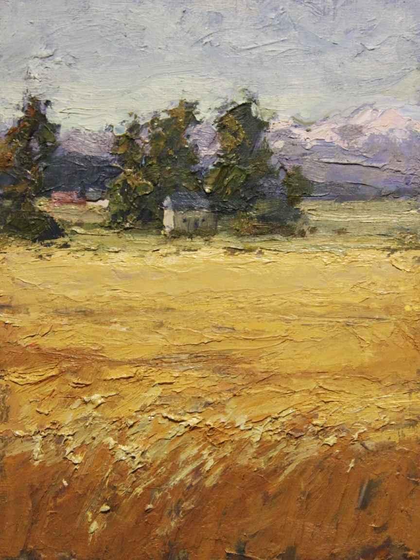 Fields of Gold by  Susan Diehl - Masterpiece Online