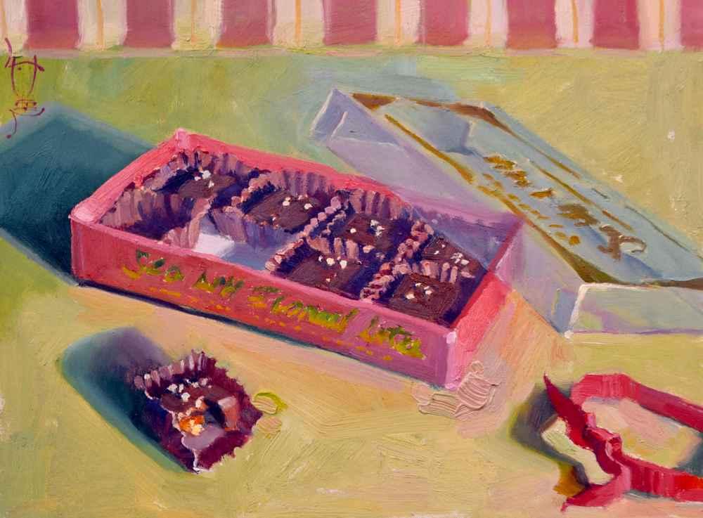Delectable by  Jennifer Diehl - Masterpiece Online