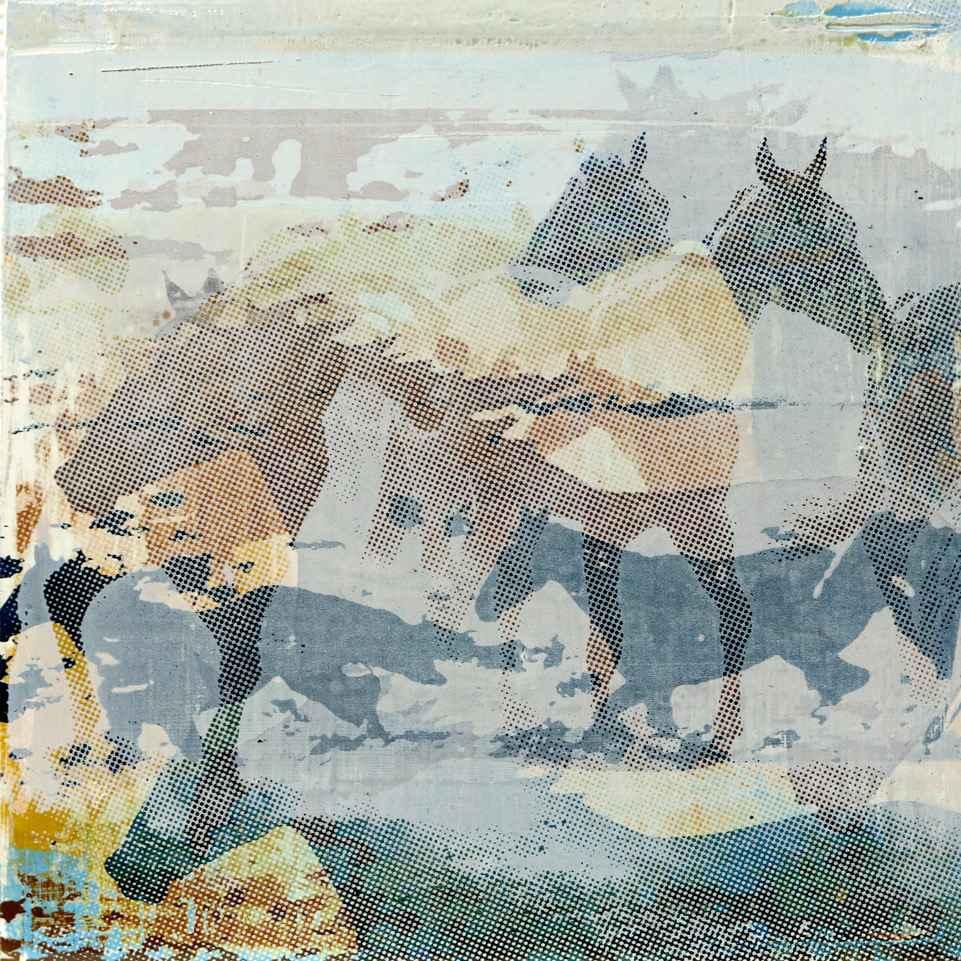 Winter Pasture by  Maura Allen - Masterpiece Online