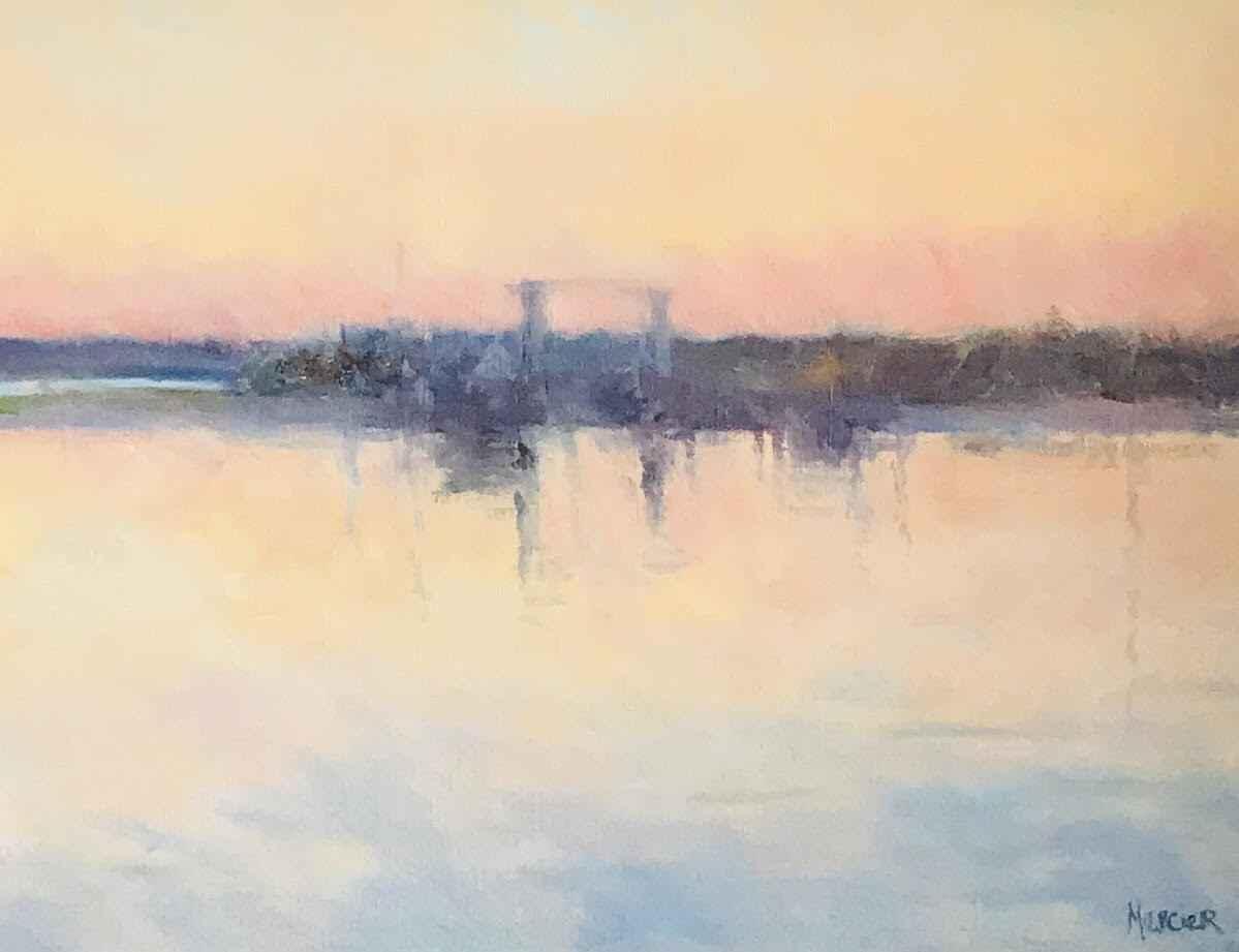 Chappaquiddick Dawn by  Meg Mercier - Masterpiece Online