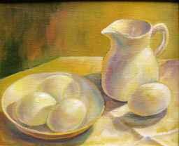 Kitchen Harmonies by  Gloria Foss - Masterpiece Online