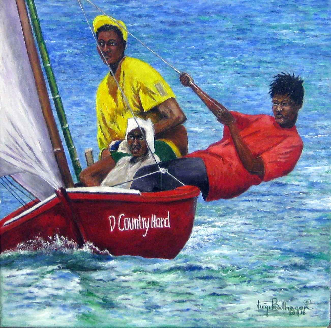 The Winner by Mr. Virgil Broodhagen - Masterpiece Online