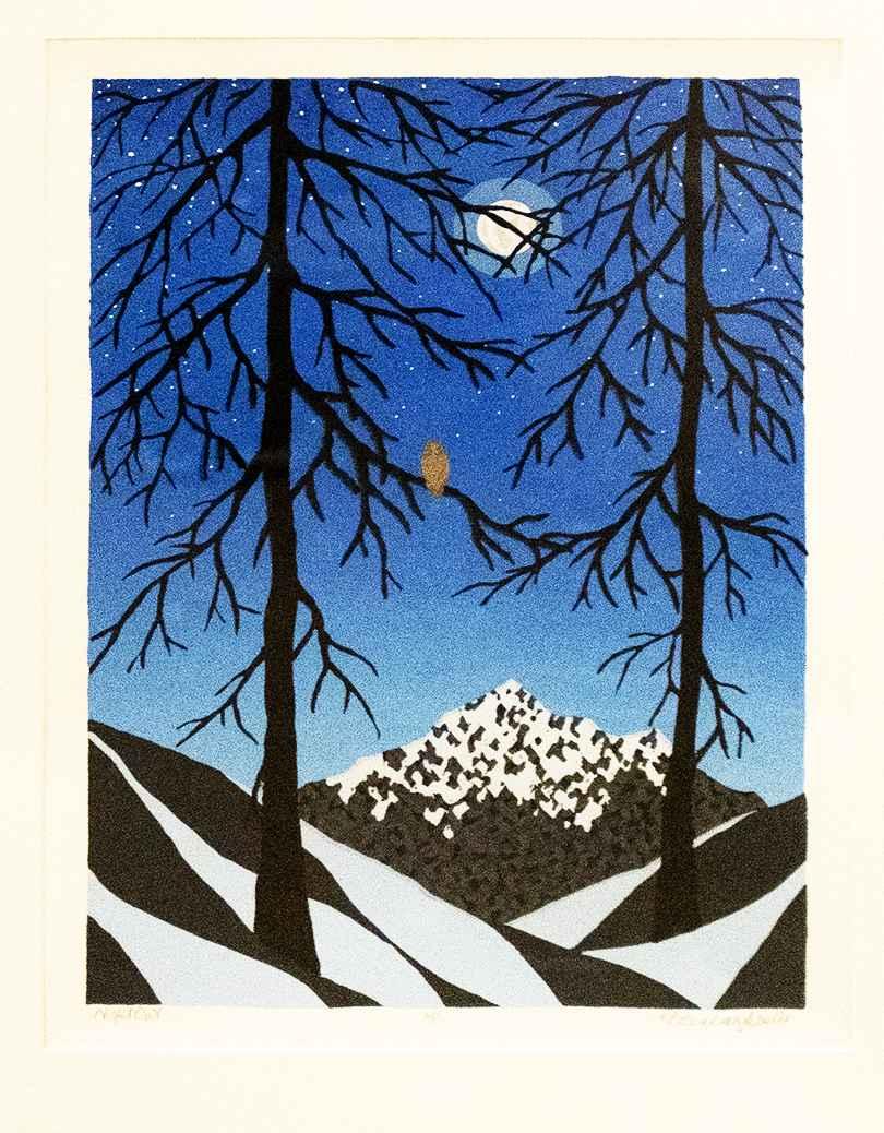 Night Owl by  Kathy Bonnema Leslie - Masterpiece Online