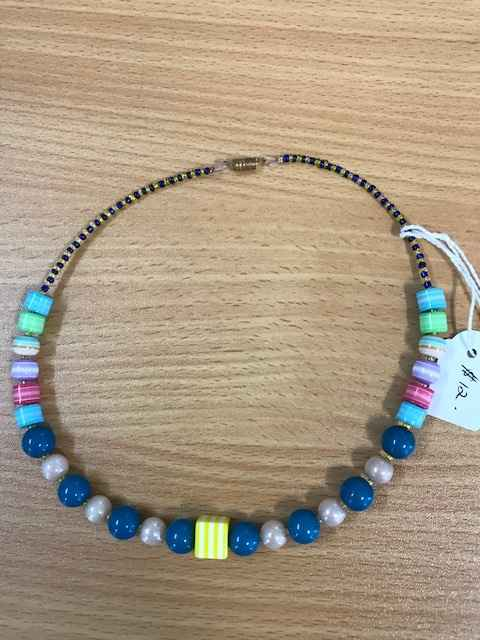 Beaded Necklace by  Leilani Hale - Masterpiece Online