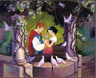 The Wishing Well by  Tim Rogerson - Masterpiece Online