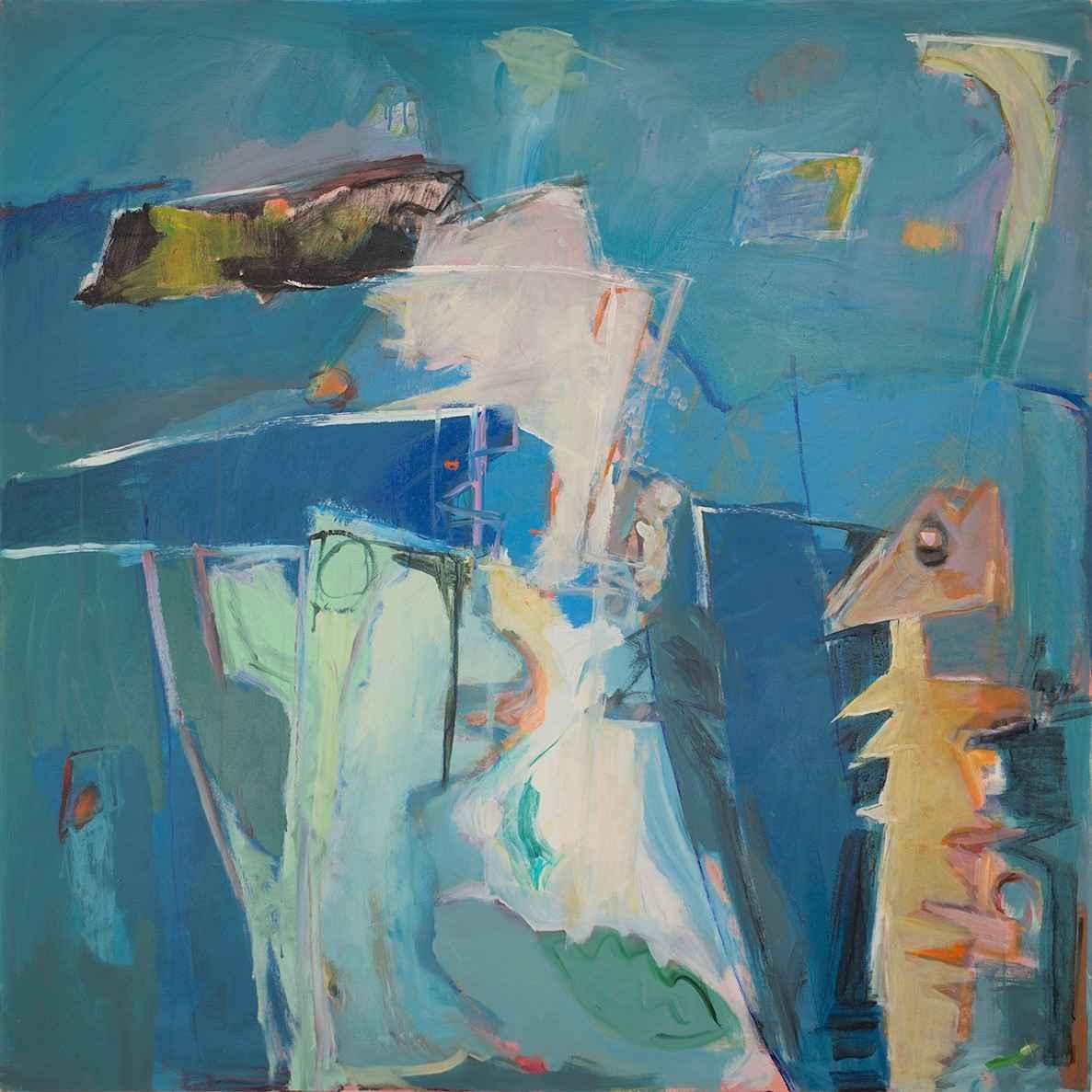 Sea by  Kay Kittell - Masterpiece Online