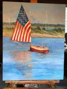 American Waters by  June Schoppe - Masterpiece Online