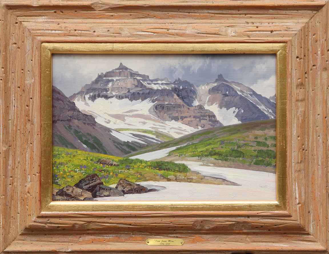 San Juan Mountains by  Lanny Grant - Masterpiece Online