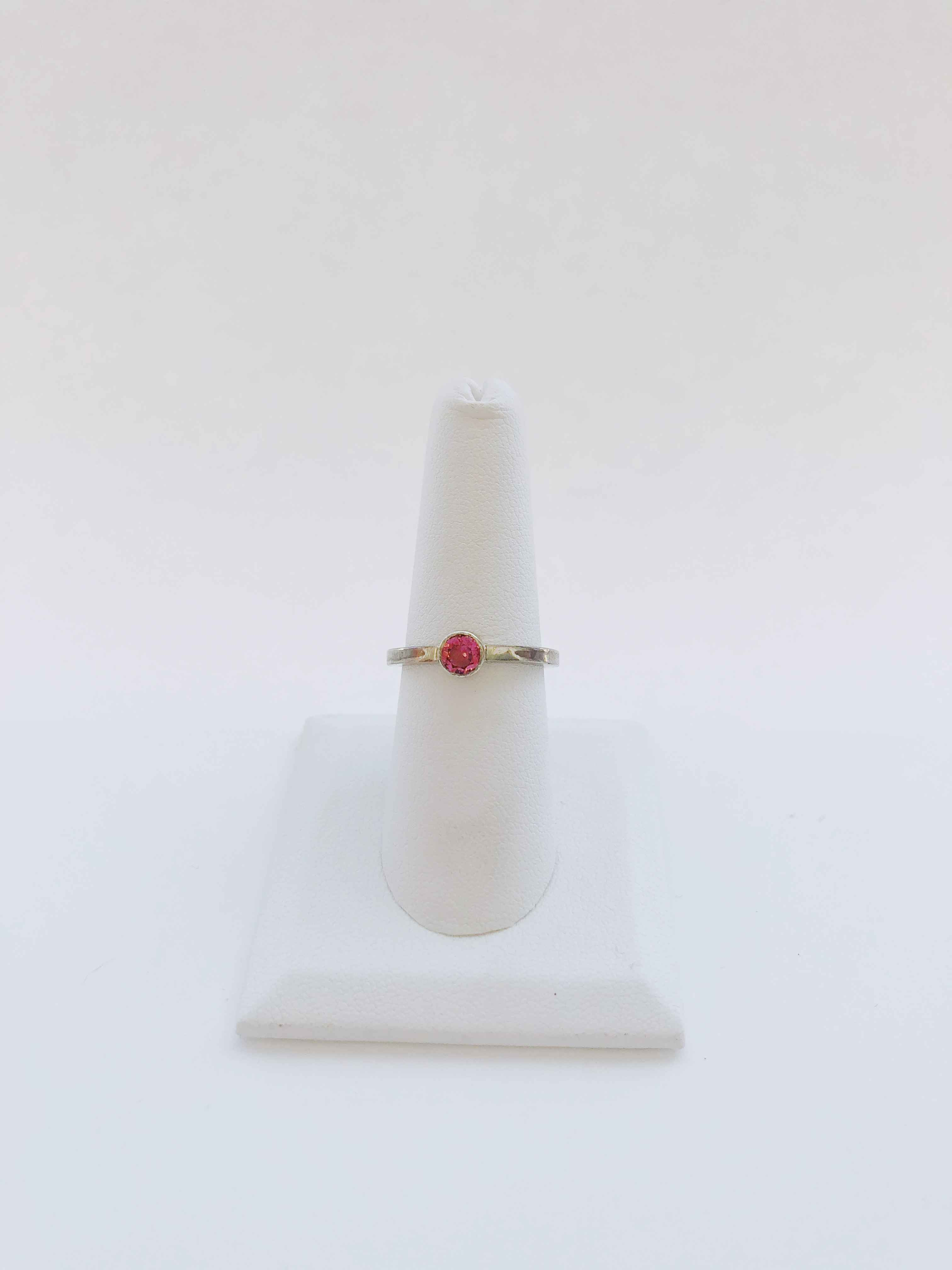Pink Tourmaline Ring by  Cathy Miller - Masterpiece Online