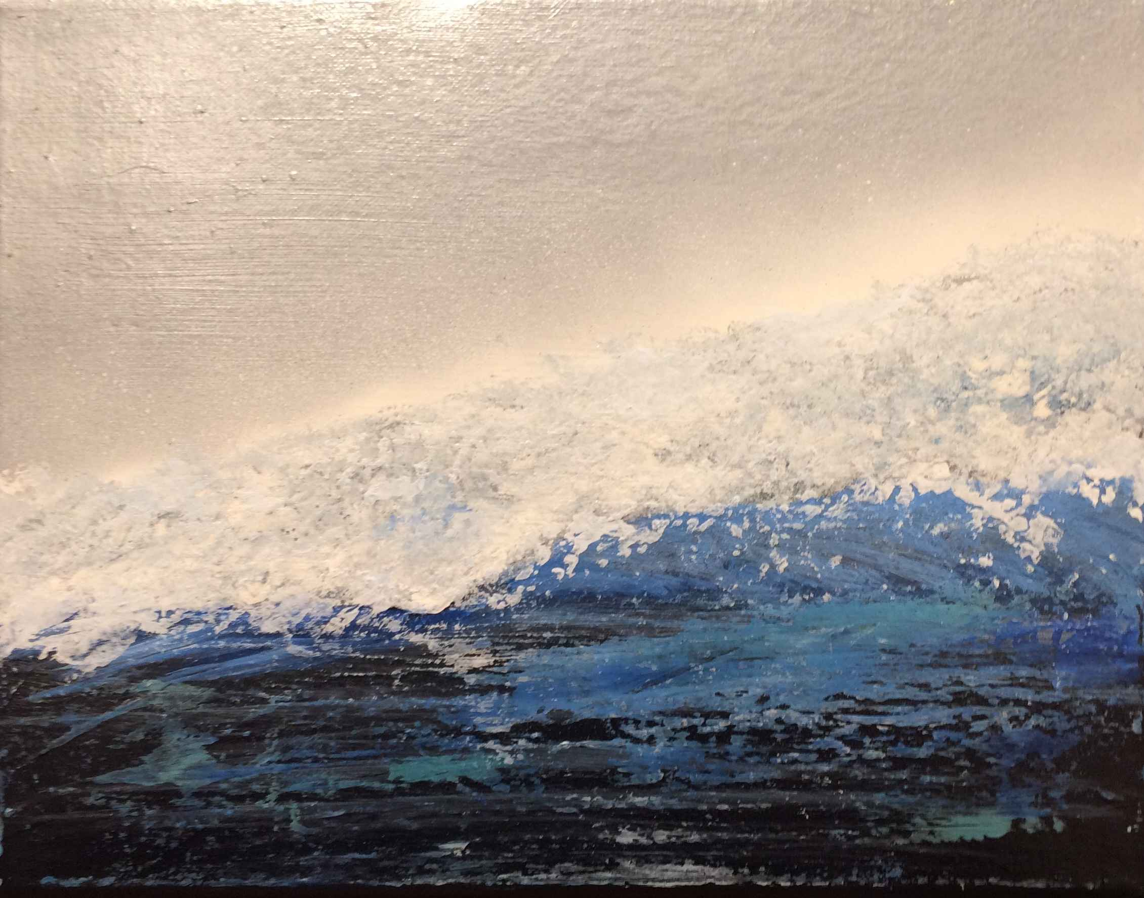 Blue Wave by  Nick Heaney - Masterpiece Online