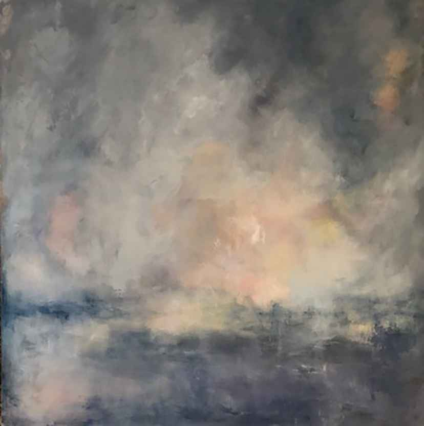 Blue Hour  by  Jane Cooper