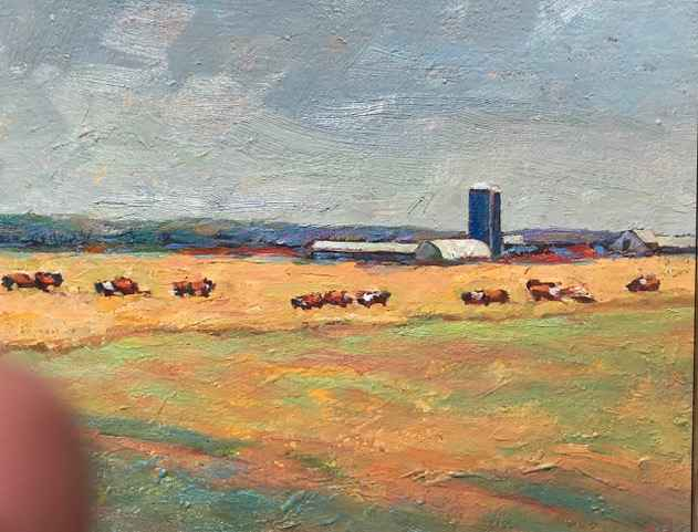 View, Farm Institute by  Eva Cincotta - Masterpiece Online