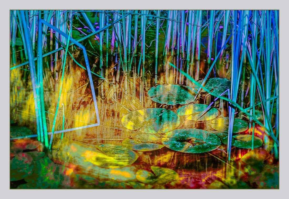 Manifestation II 2186 by  Steven Agard - Masterpiece Online